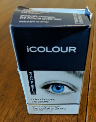 Icolour Color Changing Eye Drops Change Your Eye Color Naturally 1