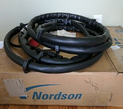 New  Nordson Rediflex Blue Series 155189 Hot Melt Hose  24FT, 240V, 760W