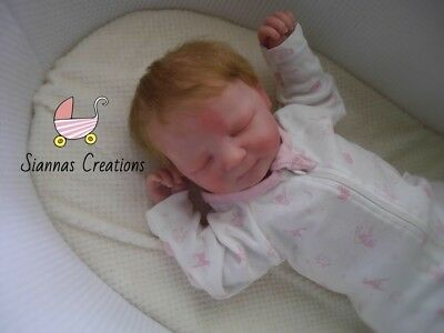 Reborn Doll; Realborn Jennie by Bountiful Baby