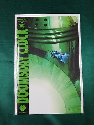 Doomsday Clock #7 (Of 12) Dc Comics Near Mint 9/26/18