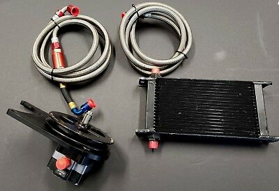Setrab / Stock Car Products  Trans or Rear Oil Cooler & Pump  Racing  Nascar