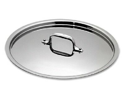 All-Clad 3911 RH Stainless Steel Lid for Tri-ply and Copper Core 5-qt Saute Pans