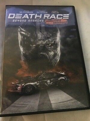 Death Race Beyond Anarchy (Dvd, 2018)***free Shipping***