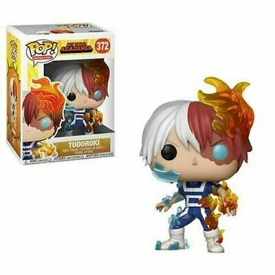 Funko Pop! 372 Pop Animation -  My Hero Academia - Todoroki vinyl figure