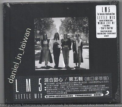 Little Mix: LM5 Deluxe Edition (2018) CD TAIWAN SEALED