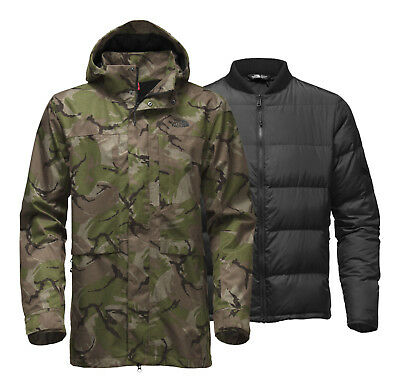 9675c7451dfd  349 NWT THE NORTH FACE Men s Outer Boroughs 3-in-1 Triclimate® Jacket