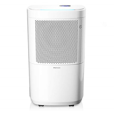 Pro Breeze? 12L Portable Dehumidifier with 4 Modes, Digital Display, Continuous
