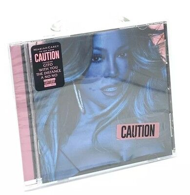 CAUTION  by Mariah Carey  (CD, 2018) NEW - The New Album