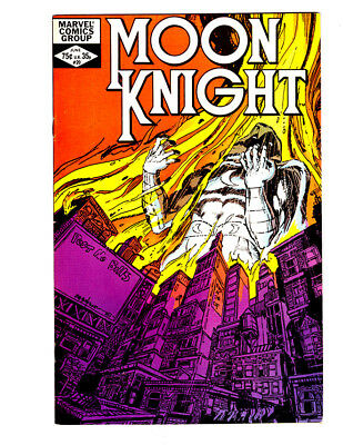 MOON KNIGHT #20 in NM- condition a 1982 Marvel Comic