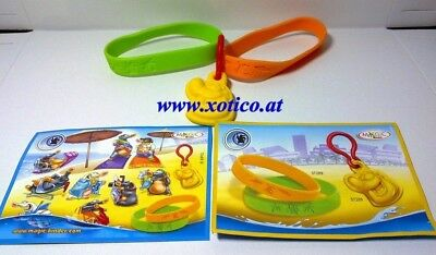 Kinder 2006, Maulwurf, Mole Toys, Israel, compl. set with all Bpz