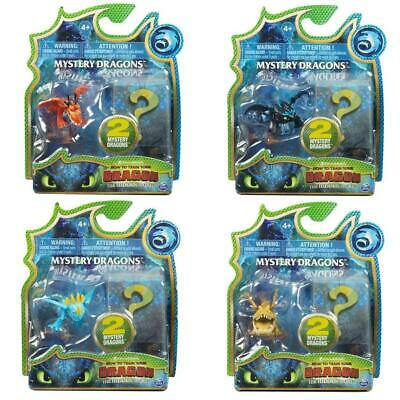 How to Train Your Dragon The Hidden World Mystery Dragons 2pkChoose from 4