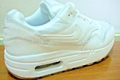 87e1bf4283 NIKE AIR MAX 1 Ps Boys Shoes Trainers Uk Size 10 - 2.5 807603 101 ...