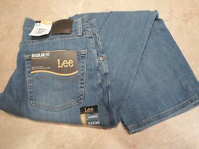 Lee Regular Fit - Active Stretch Lev 2 - (2008911) Monroe - Pick Size