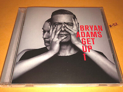 BRYAN ADAMS cd GET UP hits YOU BELONG TO ME jeff lynne BRAND NEW DAY + acoustic