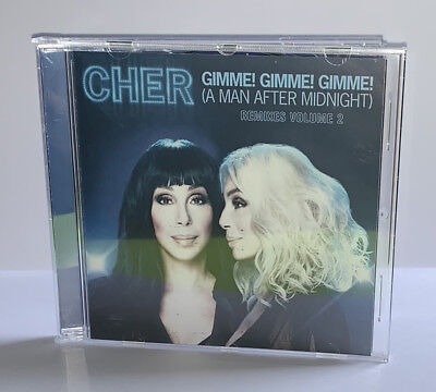 Cher Gimme Gimme Gimme Remixes Volume 2 Fan Believe Tour Turn Mamma Sos Fernando