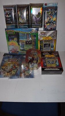 Pokemon Sammel-Box Sets, Entei Tin-Box, HS & S&W Decks kpl. deutsche Ausgaben B