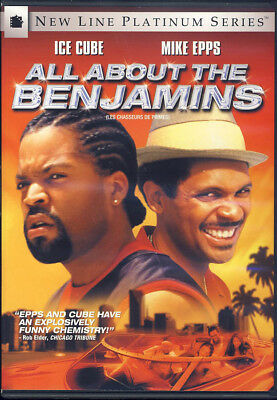 All About The Benjamins (New Line Platinum Series) (Bilingual) (Dvd)