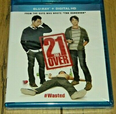 21 and Over (Blu-ray Disc, 2014) Miles Teller, Skylar Astin, Justin Chon