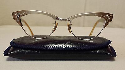 Eyeglass Frames, Vintage Antique Bausch & Lomb 12K gold fill