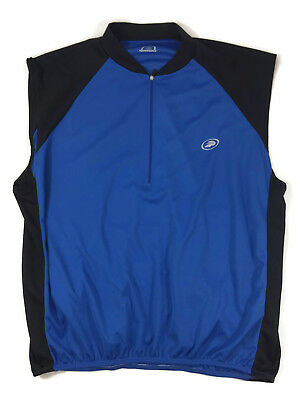Cycling Zoot Sports Lt Blue Trifit Triathlon Cycling Top L 36
