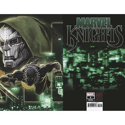 Marvel Knights 20th #4 (Of 6) Andrews Connecting Var
