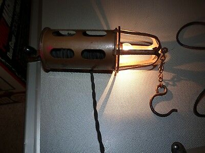 Butlers Number 866 Vintage Vehicle Inspection Lamp = Lucas?