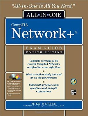 Comptia Network+ Certification All-In-One Exam Guide by Meyers