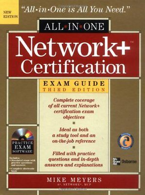 Comptia Network+ Certification All-In-One Exam Guide - Mike Meyers