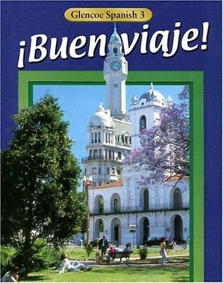 Buen viaje! Level 3 by Glencoe McGraw-Hill