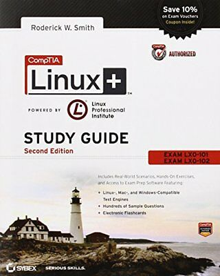 Comptia Linux+ Powered By Linux Professional Institute Study Guide by Bresnahan
