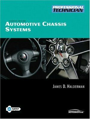 Automotive Chassis Systems by Halderman