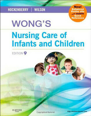 Wong's Nursing Care Of Infants And Children - by Wilson Hockenberry