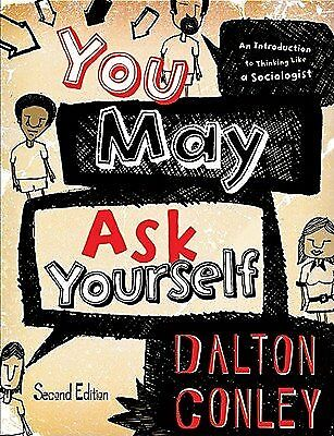 You May Ask Yourself by Dalton- Conley