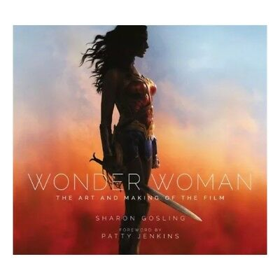 Wonder Woman : The Art And Making Of The Film Hardcover Book Black Friday
