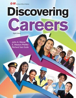 Discovering Careers by John Wanat
