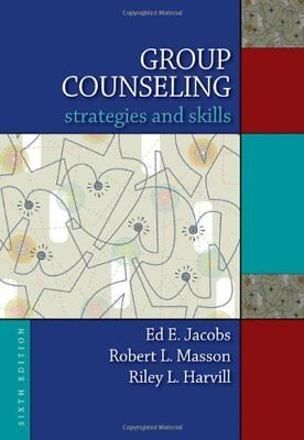 Group Counseling by Ed E Jacobs