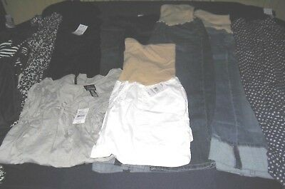 Oh Baby By Motherhood Pants Tops Maternity Huge Lot NEW w/tags Sm/Med