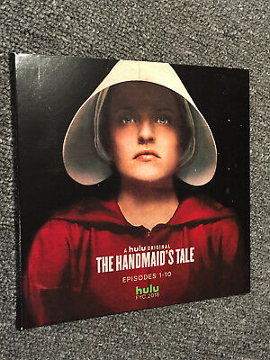 The Handmaid's Tale Season 2 DVD Set FYC Hulu 2018