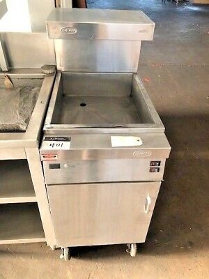 Dean French Fry Warmer & Dump Station 20MC Restaurants Fast Food Deli Pizza