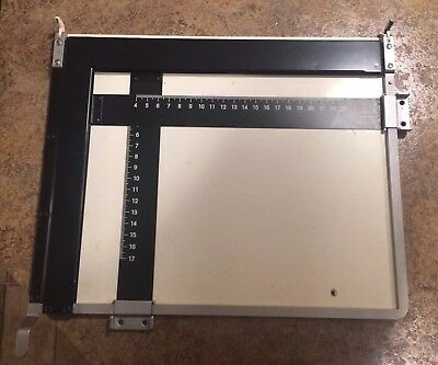 LEITZ WETZLAR Enlarger Easel.  Photo Print Darkroom Enlarger Photography