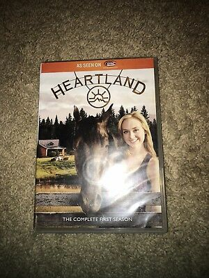 Heartland: The Complete First Season (DVD, 2010, 5-Disc Set, Canadian)