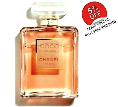 Chanel Coco Mademoiselle Eau De Parfum Women's Spray 100ml Brand New Sealed