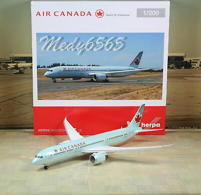 Herpa Wings 1:500 Boeing 767-300  Air Canada C-FMXC  524230-001 Modellairport500