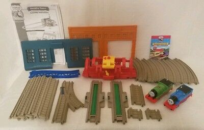 THOMAS TRAIN ENGINE TOMY Trackmaster Sodor Steamworks Fix