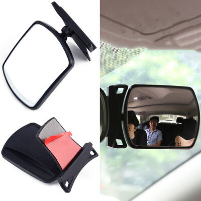 Adjustable Baby Mirror Facing Back Car Seat Rear View for Infant Toddler Kids