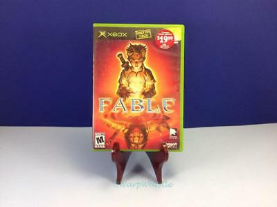 Fable Complete Tested Xbox Original