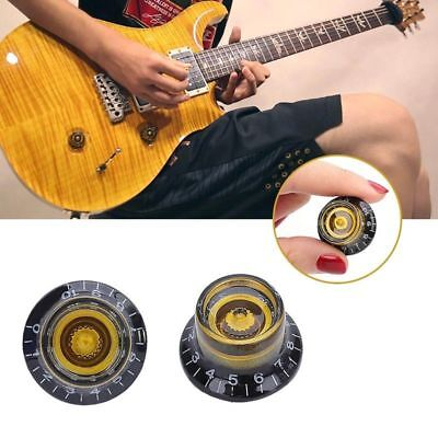 4x Guitar Tone Speed Volume Control Knobs for Les Paul Electric Guitar Vogue
