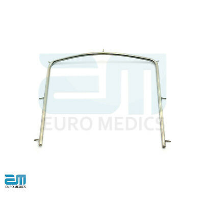 Rubber Dam Frame St.steel Dental Hygienic Lab Tool Instrument