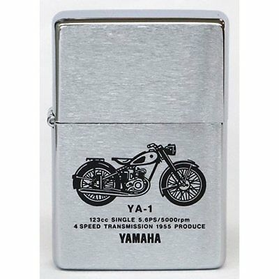 YAMAHA motorcycle 1995 made 1937 type reprint version Zippo   limited itemJAPAN