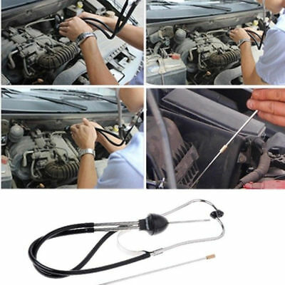 Car Stainless Stethoscope Engine Diagnostic Hearing Tool Auto Repaire Mechanics